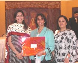 Rotary Speaker Maya Daswani Oct 2009