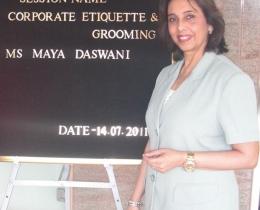 maya@ Class Board 2011-07-13&14 Tech Mahinder Pune