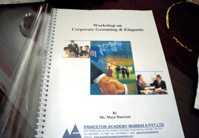 book for corporate